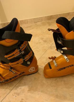 Ботинки лыжные HEAD