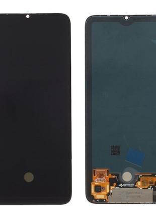 Дисплей Xiaomi Mi10 Lite с сенсором черный
