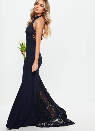 👑♥️final sale 2019 ♥️👑   вечернее платье с шлейфом и кружевом