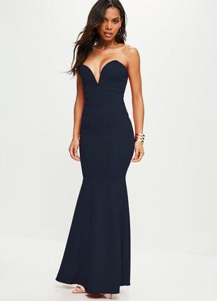👑♥️final sale 2019 ♥️👑  вечернее платье с вырезом на груди