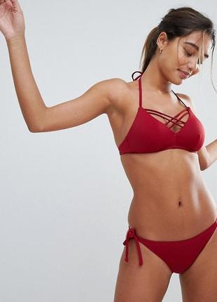 Ликвидация товара 🔥 плавки бикини с завязками dorina
