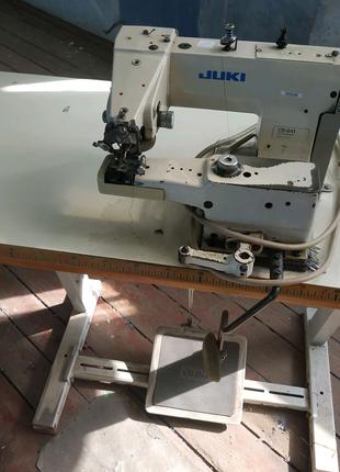 Машинка швейная подшивочная JUKI.