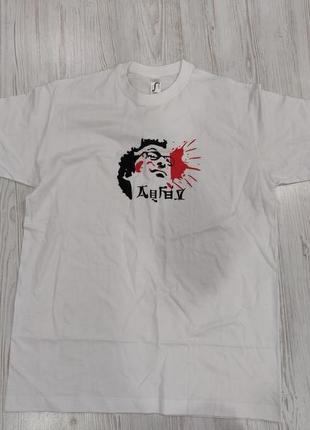 Ликвидация товара 🔥  унисекс футболка с принтом котоновая