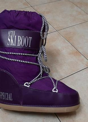 Сапоги,луноходы,moon boot,мунбуты,ski boot,ботинки