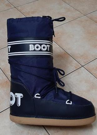 Moon boot,мунбуты,ботинки,boot,сапоги,луноходы
