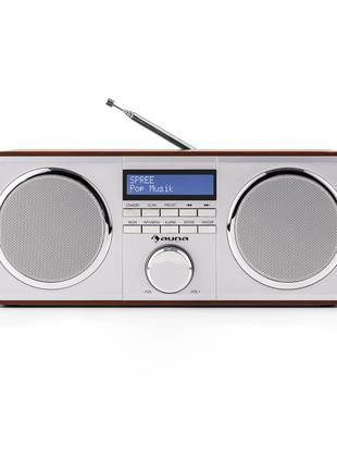Радио Georgia   DAB + FM-будильник AUX (Германия)