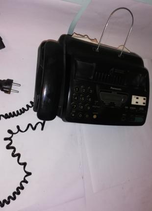 Факсимильный аппарат Panasonic KX-FT21RS – Телефон факс