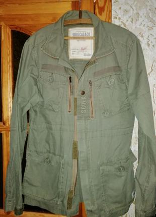 Лёгкая куртка Soulcal & Co
