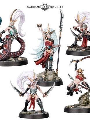Warhammer Underworlds Morgwaeth's Blade-coven