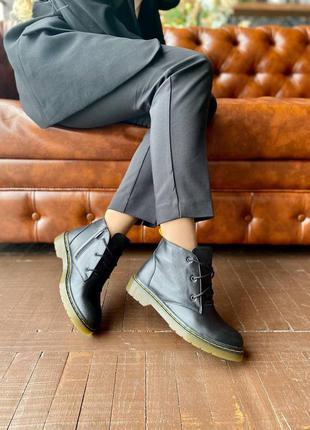 Ботинки мартинс