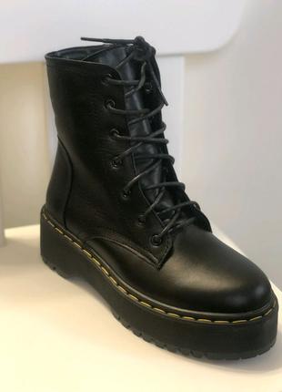 Демисезоные ботинки Натуральная кожа