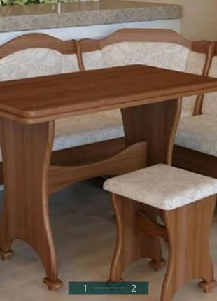 Кухонний стіл дубовий