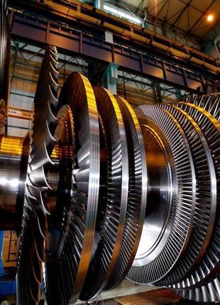 Куплю Тепловые турбины, компрессора, тепловые, генераторы