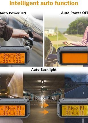10бар TPMS легковой грузовой бус монитор датчик давления покрышек