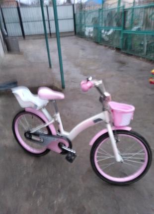 Велосипед детский для 6-9лет