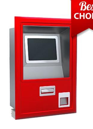 Платежный терминал уличный. Встраиваемый.