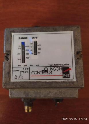 Реле высокого давления Jonson Controls P77AAA-9350
