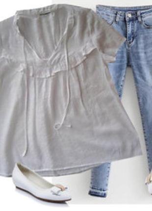 Легкая блуза размер 44-46