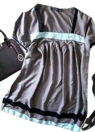 Легкое платье размер 48-50