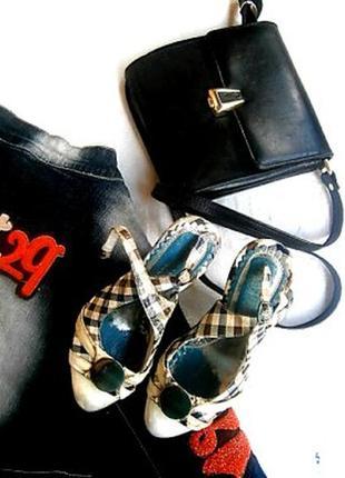 Босоножки на каблуках размер 37