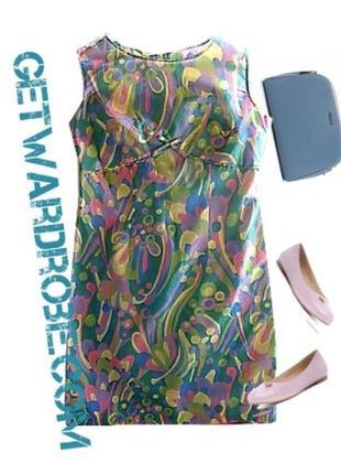 Легкое платье размер 46-48