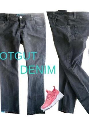 Стрейчевые джинсы размер 50-52