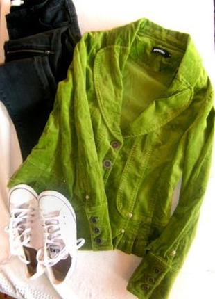 Бархатный пиджак размер 46-48