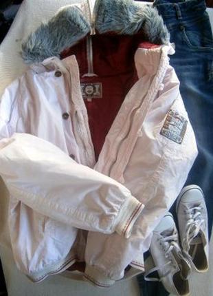 Деми куртка размер 52-54