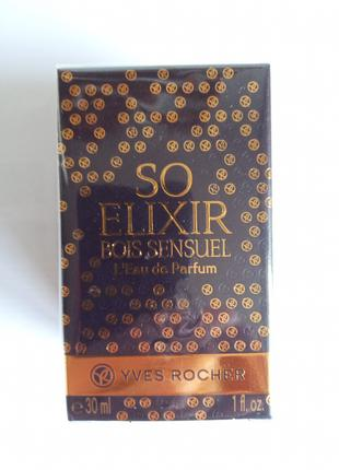 "Парфюмированная вода ""so elixir bois sensuel"" от yves rocher фран"