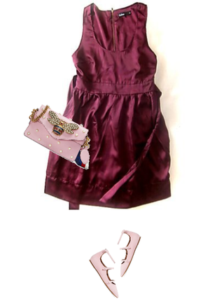 Нарядное платье размер 40-44