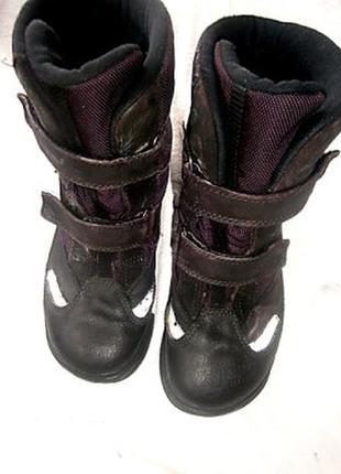 Термо ботинки размер 35