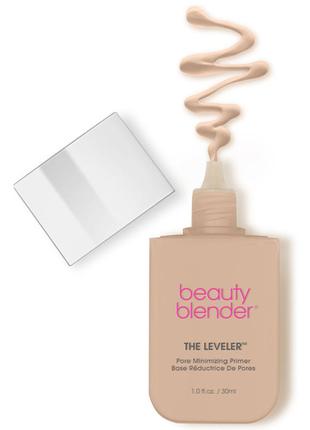 Праймер для зменшення пор beauty blender the leveler primer 30ml