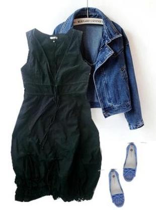 Катоновое платье размер 40-44