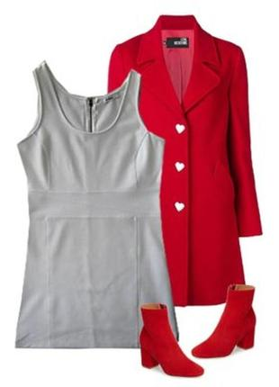 Стрейчевое платье плотный трикотаж размер 48-50