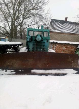 Бульдозер С-100