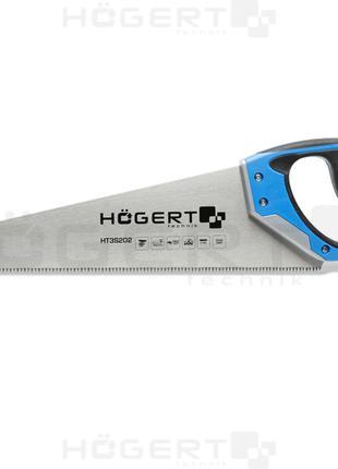Ножовка 500мм Hogert (Польша)
