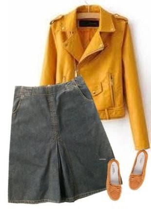Юбка джинсовая размер 40-44