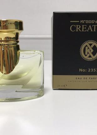 Женская парфюмированная вода kreasyon creation 2357 bvlgari ja...