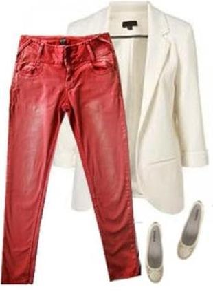 Легкие джинсы размер 44-46