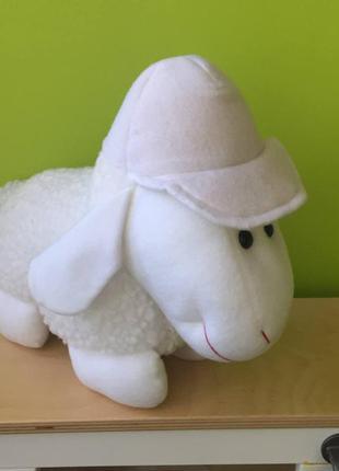Мягкая игрушка овца овечка барашек тм гулливер