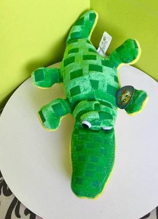 Мягкая игрушка крокодил toys