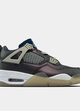 Кроссовки деми мужские Nike Air Jordan 4 Fossil