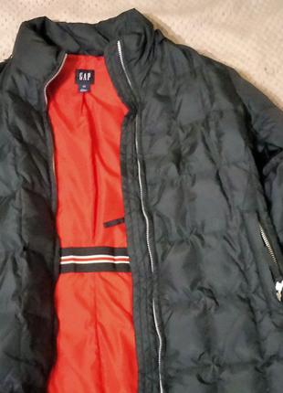 Куртка Gap xs-s,чёрная весна-осень