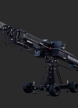 Операторский кран телескопический от 2 до 17 метров Telescopic