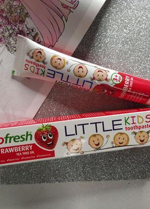 Детская зубная паста