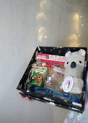 Детский набор, подарок для мальчика, подарок на новый год
