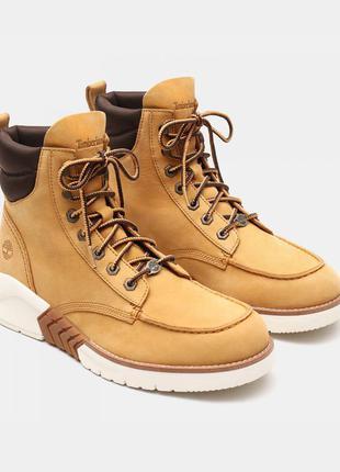 Ботинки timberland a27wc chunky sole lace-up boot оригінал