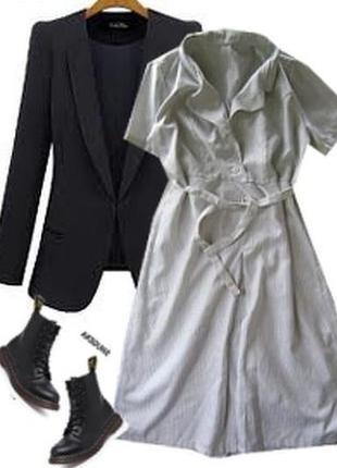 Платье костюмная ткань