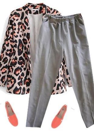Модные брюки пояс на резинке