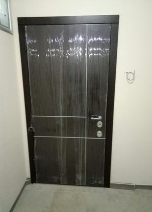 Установка и ремонт входных дверей. Врезка антивандальных замков